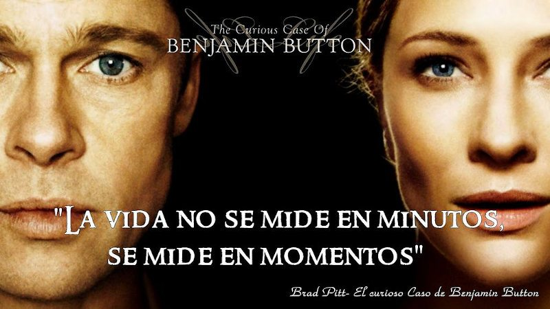 El curioso caso de Benjamin Button
