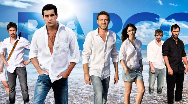 El barco: Actores