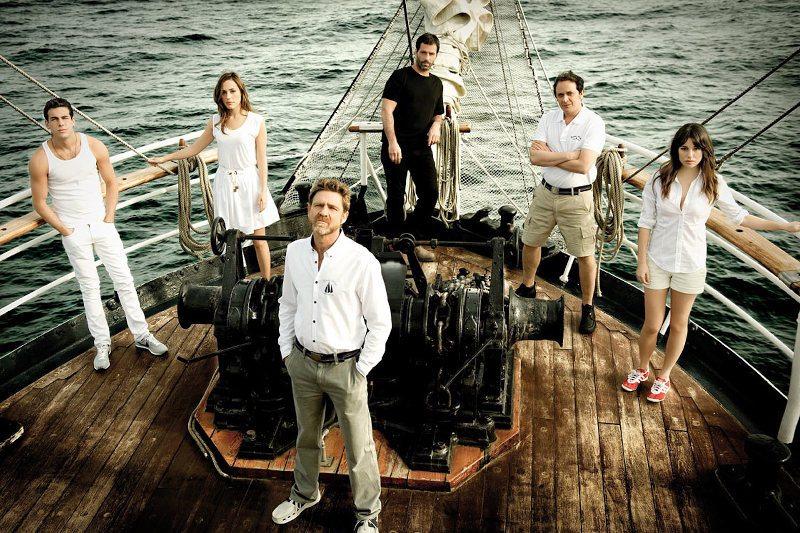 El Barco: resumen y final