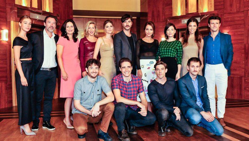 Actores de Velvet