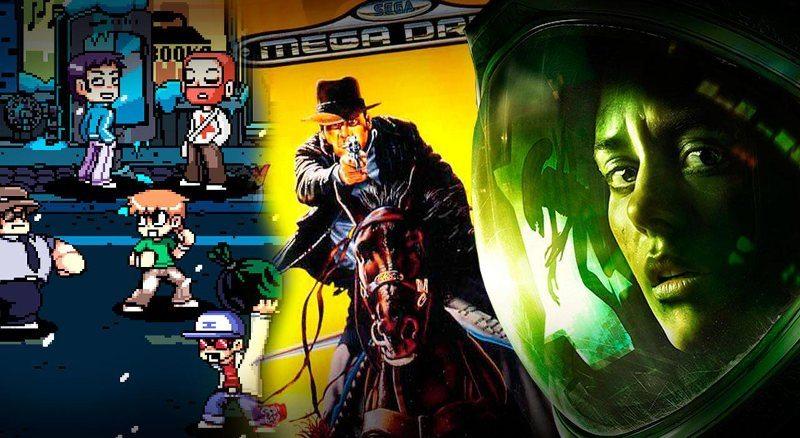 Mejores películas de videojuegos