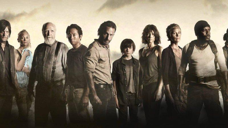The Walking Dead: Cuarta temporada