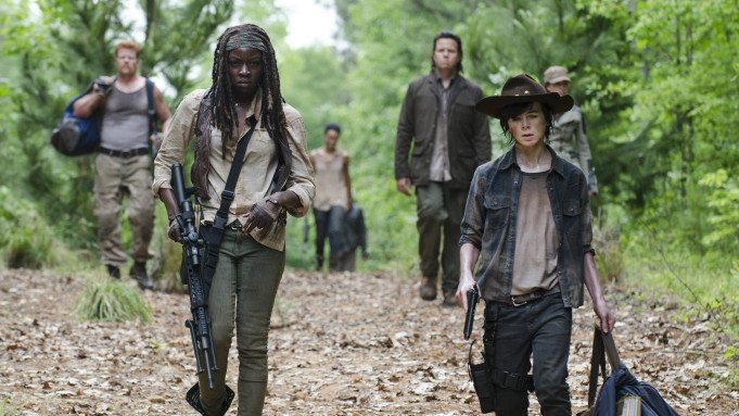 The Walking Dead: Quinta temporada