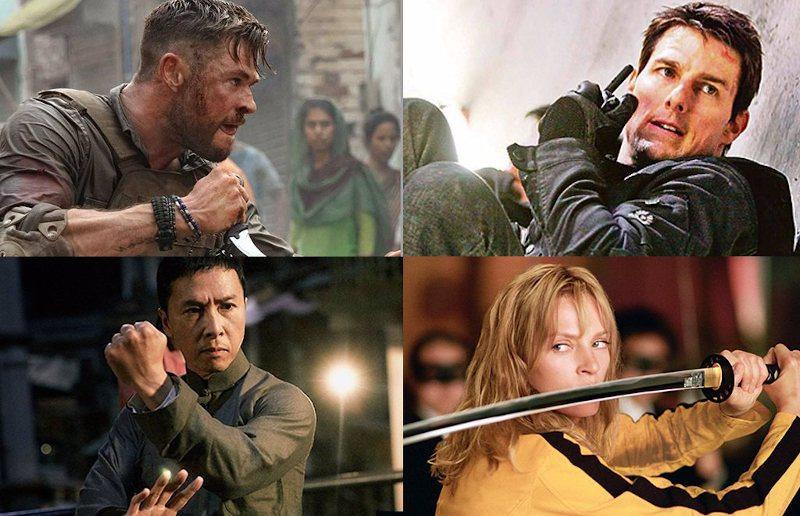 Mejores películas de acción