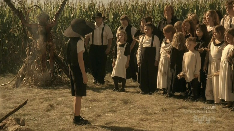 Los chicos del maíz