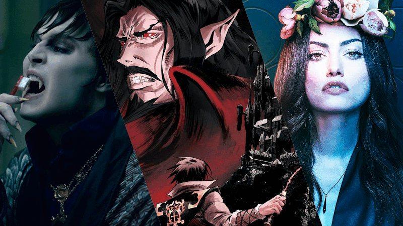 Mejores series de vampiros