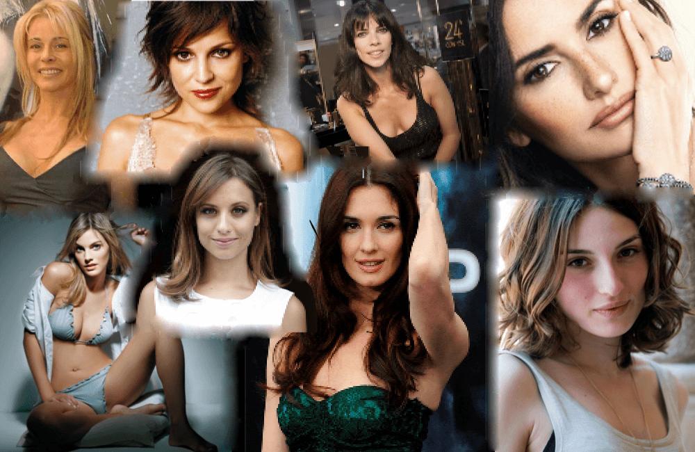 Mejores actrices españolas