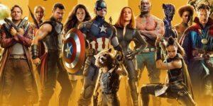 La saga de Los Vengadores y el Capitán América