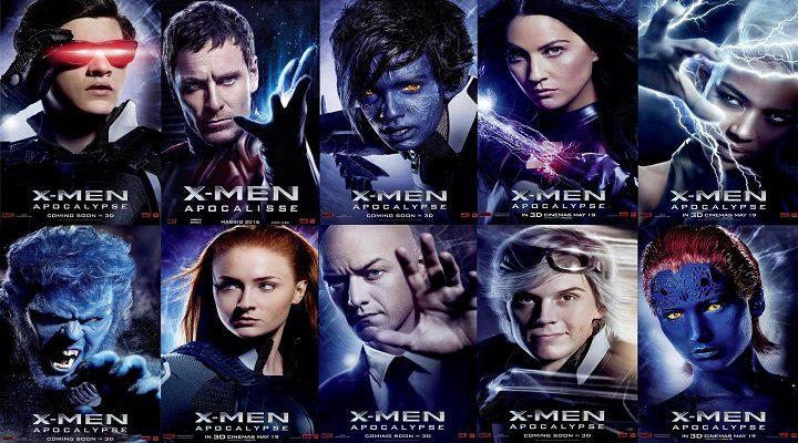 La saga de X-Men