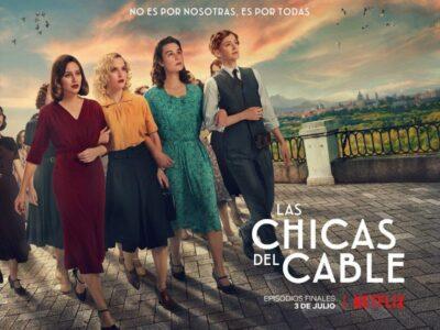 Los turbios romances de Las chicas del cable