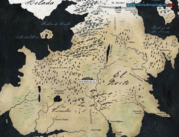 Juego de Tronos: El Norte