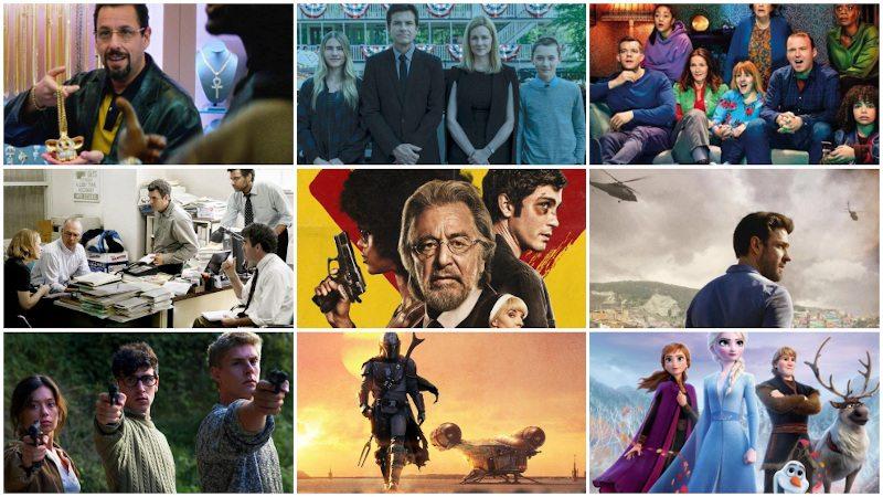 Tops de películas y series
