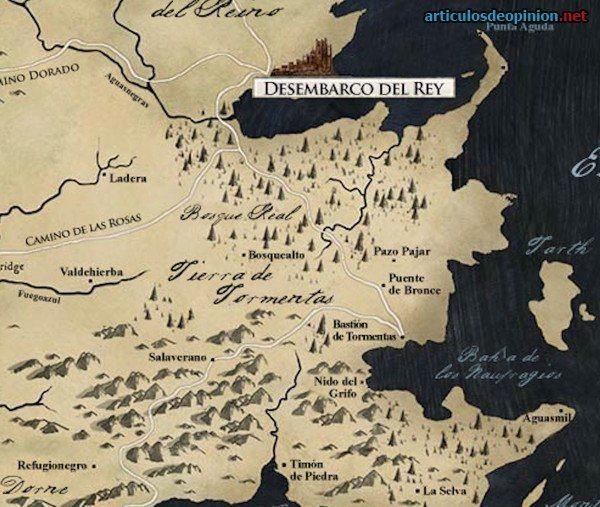 Juego de Tronos: Reino de las Tormentas