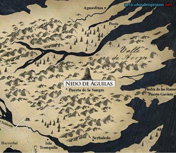 Juego de Tronos: Reino del Valle
