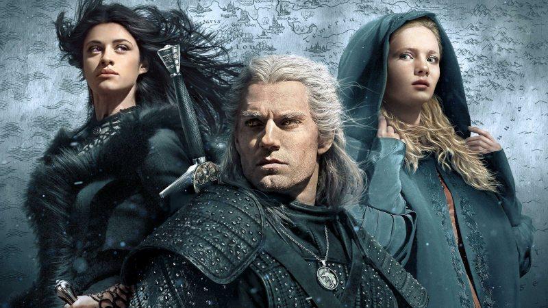 The Witcher: Reparto