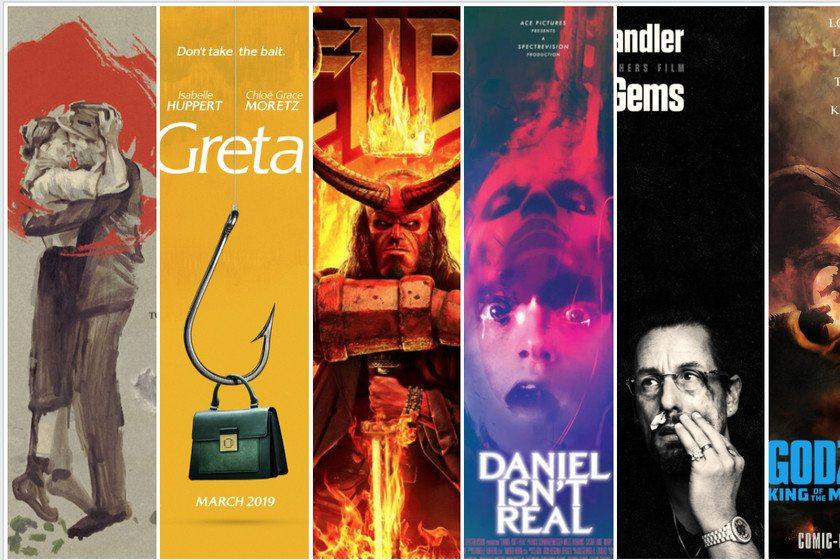 Grandes pósters de películas