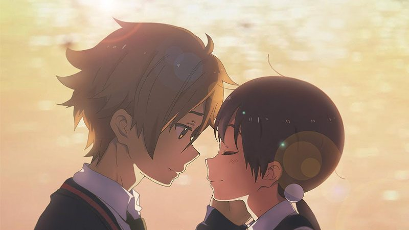 Mejores películas de anime romántico