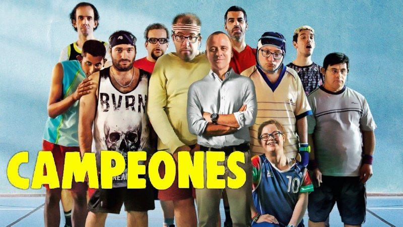 Campeones es una de las mejores comedias españolas