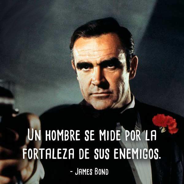Frase James Bond