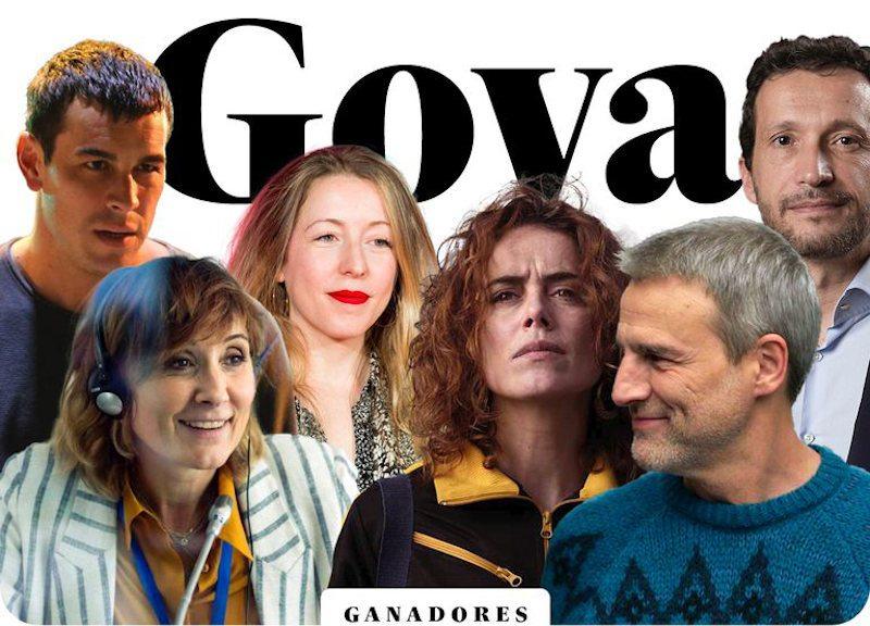 Los Premios Goya 2021