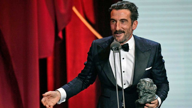 Luis Zahera gana el Goya