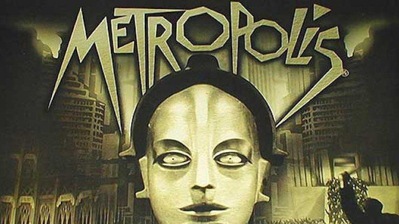 Metrópolis es una de mejores películas Alemanas