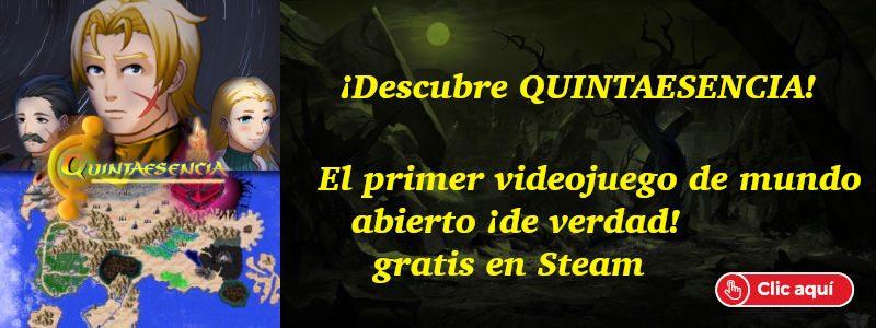 Quinatesencia: Gratis en Steam