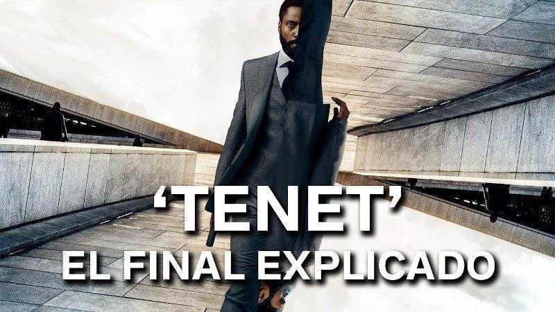 Tenet: Final explicado