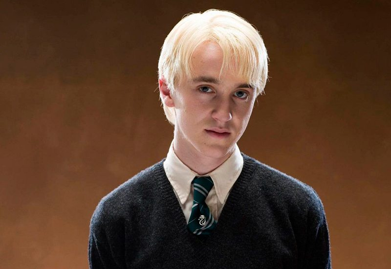 Curiosidades de Draco Malfoy