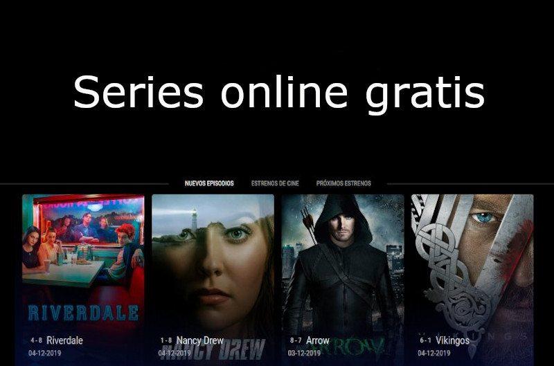 ¿Dónde ver series online gratis?
