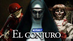 La saga de The Conjuring