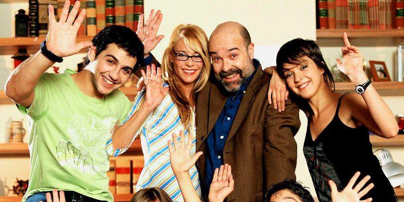 Dónde podemos ver a actores de Los Serrano