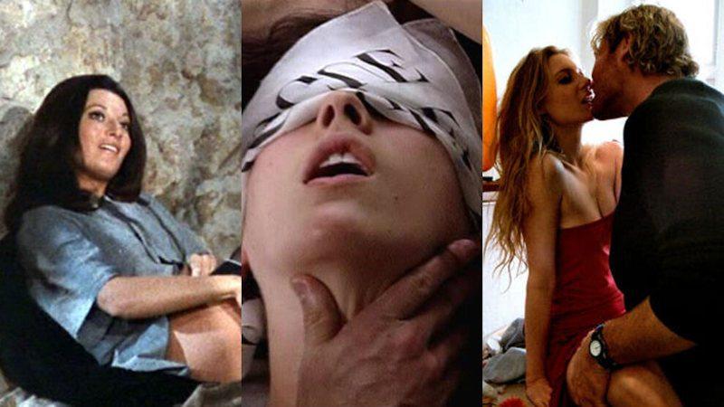 Películas con escenas de sexo real