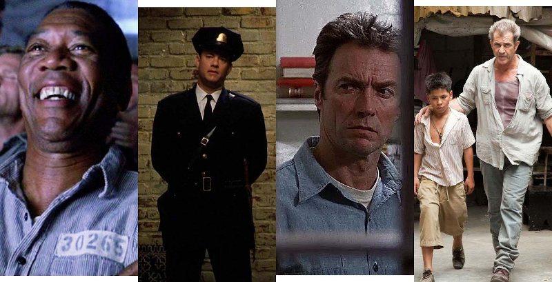 Mejores películas de cárceles