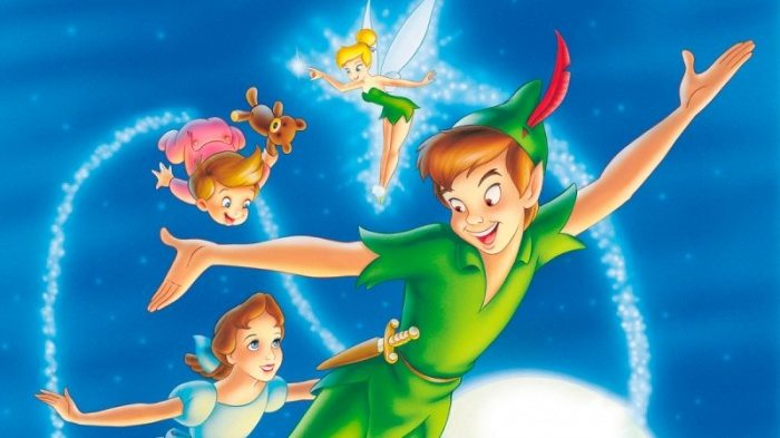 Historia real de Peter Pan
